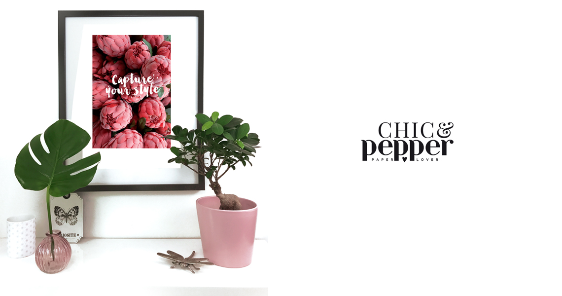 affiche chic and pepper