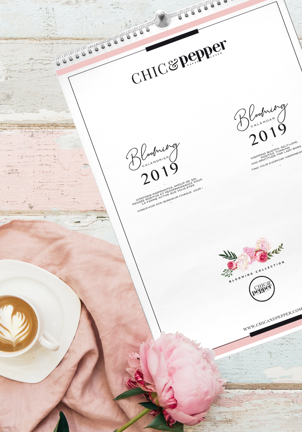 mood board collection blooming girl boss chic and pepper 4