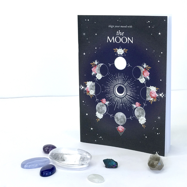 cahier moon lune chic and pepper
