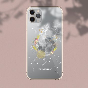 Coque silicone astro poissons Chic and Pepper