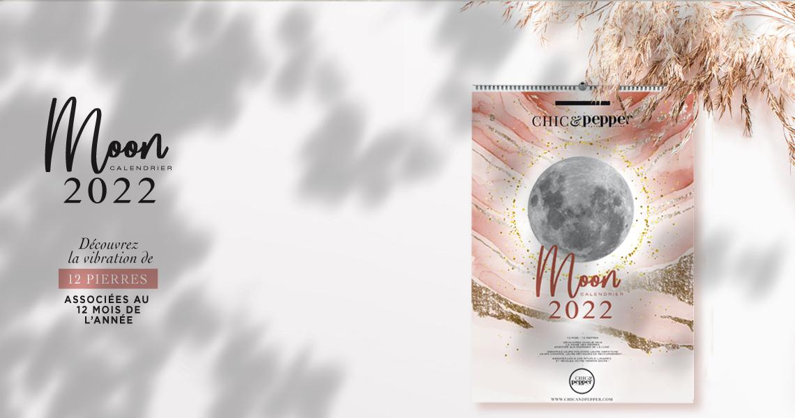 Moon calendrier 2022